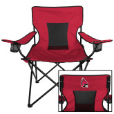 Deluxe Cardinal Captains Chair-Cardinal