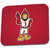 Full Color Mousepad-Charlie The Cardinal