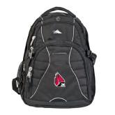 High Sierra Swerve Compu Backpack-Cardinal