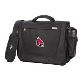 High Sierra Black Upload Business Compu Case-Cardinal