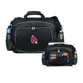 Hive Checkpoint Friendly Black Compu Case-Cardinal