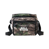Big Buck Camo Junior Sport Cooler-Ball State Stacked