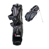 Nike Black Performance Hybrid Carry Bag-Ball State Cardinals w/Cardinal on Side