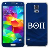 Galaxy S5 Skin-Beta Theta Pi Greek Letters