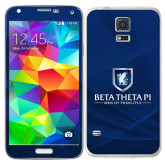 Galaxy S5 Skin-Official Logo White Letters