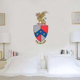 1 ft x 2 ft Fan WallSkinz-Coat of Arms