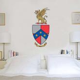 3 ft x 4 ft Fan WallSkinz-Coat of Arms
