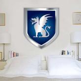 4 ft x 4 ft Fan WallSkinz-Official Shield