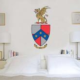 4 ft x 5 ft Fan WallSkinz-Coat of Arms