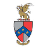 Large Decal-Coat of Arms, 12 in W