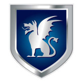 Extra Large Decal-Official Shield, 18 in W