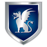 Super Large Decal-Official Shield, 24 in W