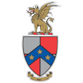 Super Large Decal-Coat of Arms, 24 in W