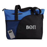 Excel Royal Sport Utility Tote-Beta Theta Pi Greek Letters