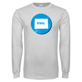White Long Sleeve T Shirt-Colorado