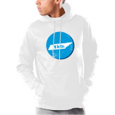Under Armour White Armour Fleece Hoodie-Tennessee