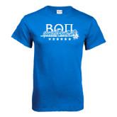 Royal T Shirt-Beta Theta Pi Sword Design