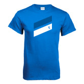 Royal T Shirt-Stripe Design