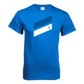 Royal T Shirt-Stripe Design