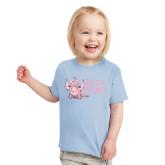 Toddler Light Blue T Shirt-Beta Baby