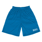 Performance Classic Royal 9 Inch Short-Beta Theta Pi Greek Letters