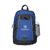 Impulse Royal Backpack-Official Logo
