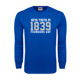 Royal Long Sleeve T Shirt-Founders Day 1839