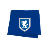 Royal Sweatshirt Blanket-Official Shield