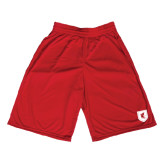 Performance Classic Red 9 Inch Short-Official Shield