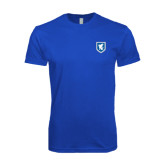 Next Level SoftStyle Royal T Shirt-Official Shield