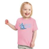 Toddler Pink T Shirt-Beta Baby