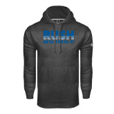 Under Armour Carbon Performance Sweats Team Hoodie-Rush Lines Beta Theta Pi