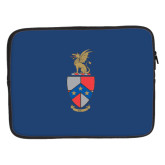 15 inch Neoprene Laptop Sleeve-Coat of Arms