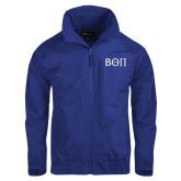 Royal Survivor Jacket-Beta Theta Pi Greek Letters