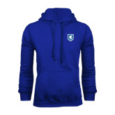 Royal Fleece Hoodie-Official Shield