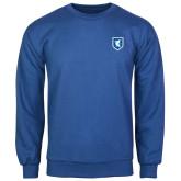 Royal Fleece Crew-Official Shield