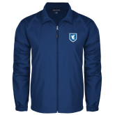 Full Zip Royal Wind Jacket-Official Shield