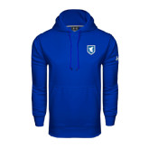 Under Armour Royal Performance Sweats Team Hoodie-Official Shield