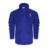 Columbia Full Zip Royal Fleece Jacket-Coat of Arms