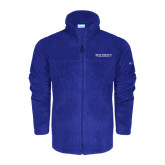 Columbia Full Zip Royal Fleece Jacket-Beta Theta Pi