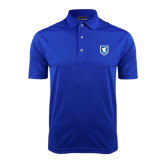 Royal Dry Mesh Polo-Official Shield