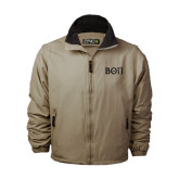 Khaki Survivor Jacket-Beta Theta Pi Greek Letters