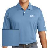 Nike Dri Fit Light Blue Pebble Texture Sport Shirt-Beta Theta Pi Greek Letters