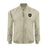Khaki Players Jacket-Official Shield