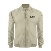 Khaki Players Jacket-Beta Theta Pi Greek Letters