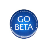2.25 inch Round Button-Go Beta Button