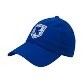 Royal Twill Unstructured Low Profile Hat-Official Shield