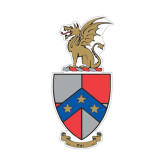 Small Magnet-Coat of Arms, 6 in W