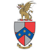 Super Large Magnet-Coat of Arms, 24 in W