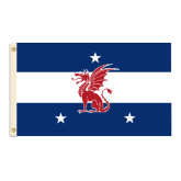 3 ft x 5 ft Single Sided Flag-